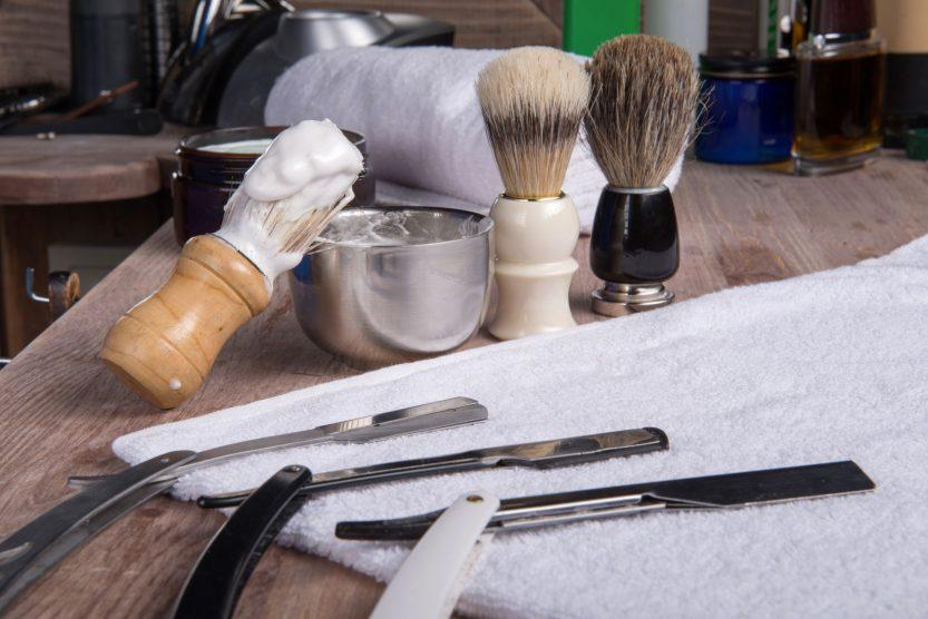 Quel est le matériel qu'un barbier utilise au quotidien ?