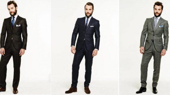 Comment bien choisir son costume homme