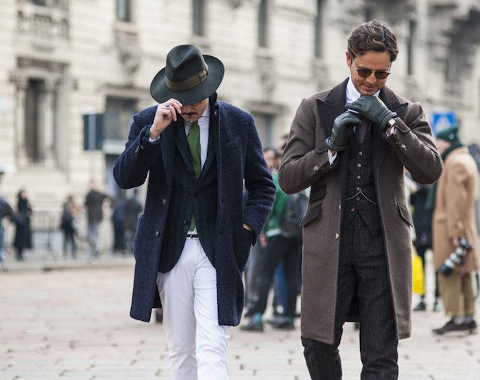 Mode homme : trois mannequins à suivre sur Instagram
