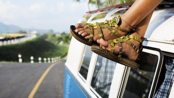 Focus sur les sandales pour femme