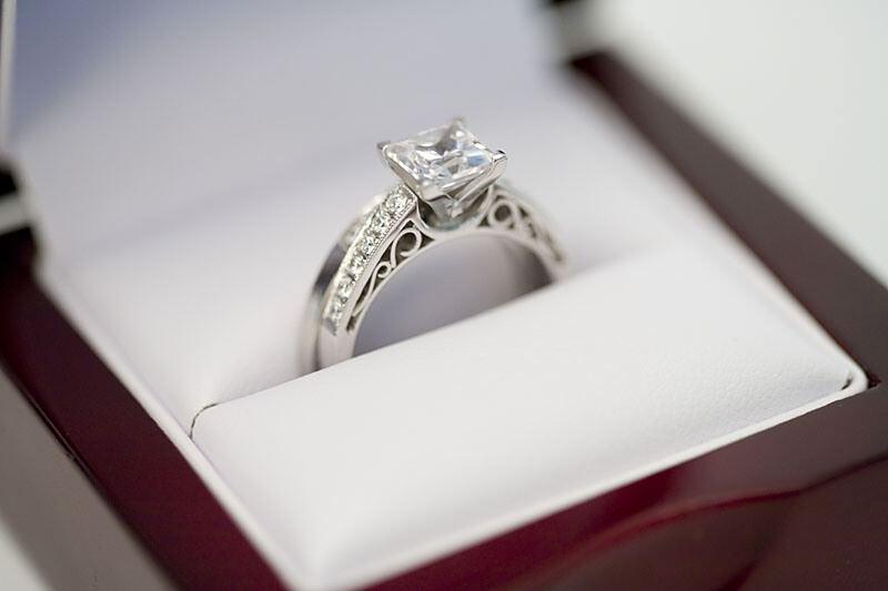 Les bijoux en diamant : bijoux de luxe