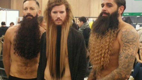 extensions de barbe