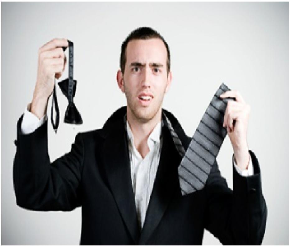 Cravate ou nœud papillon quel accessoire choisir ?