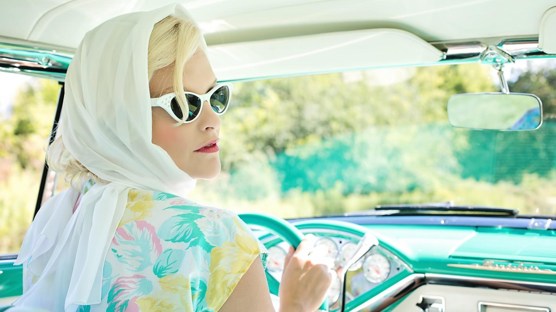 Le vintage fait son retour dans le dressing des femmes