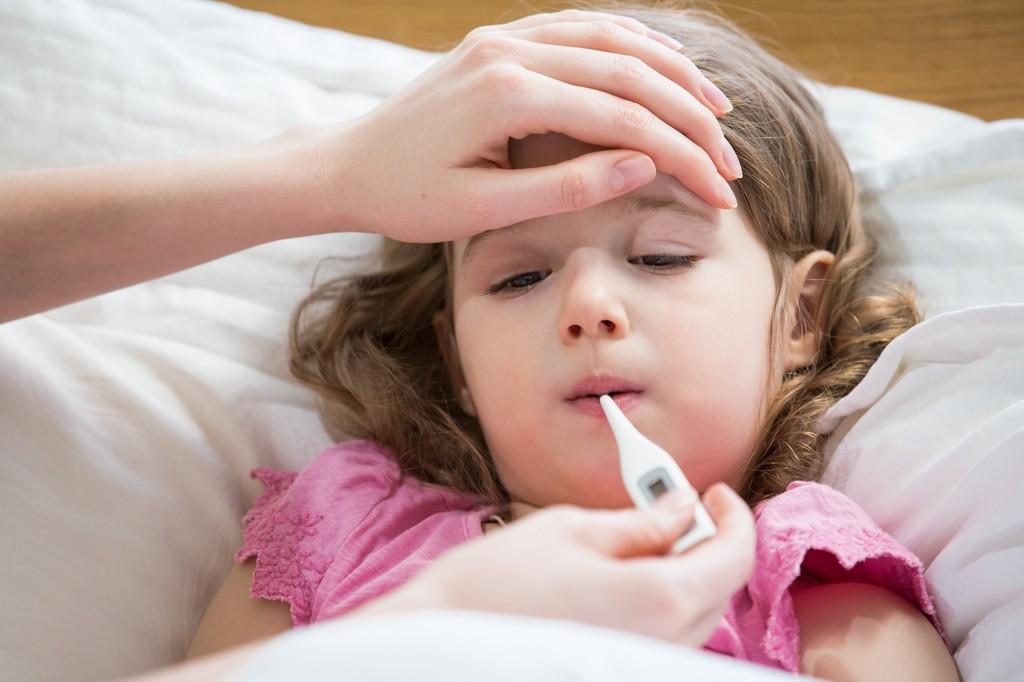 Nos conseils pour prendre la température de l'enfant