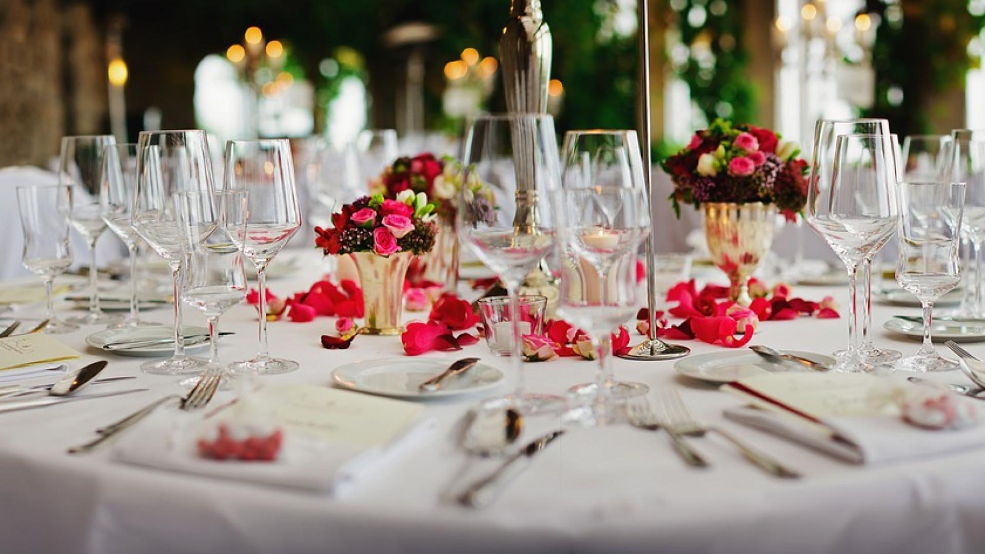 Faire une décoration de table qui épate vos invités