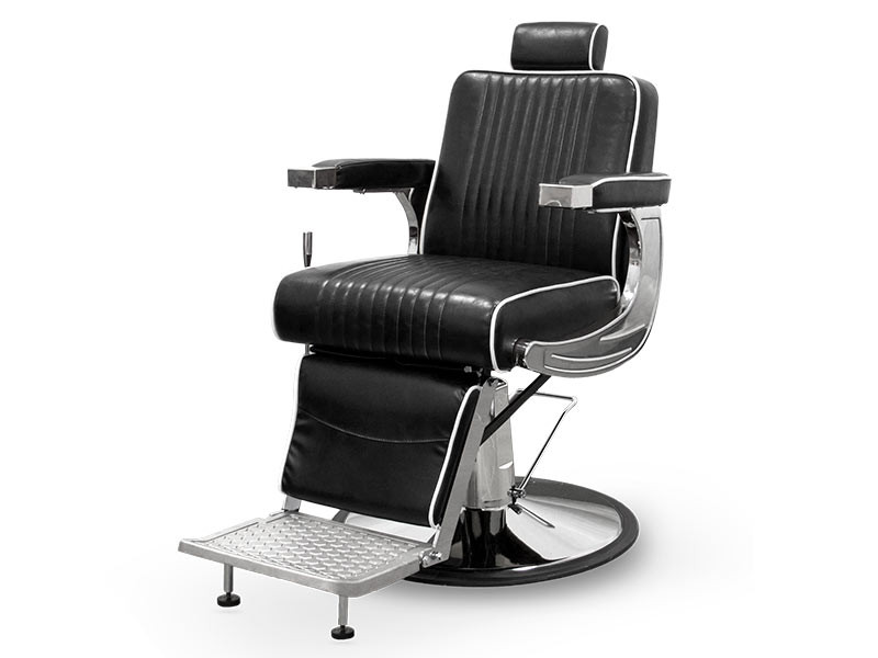 Adoptez le fauteuil barbier pour une décoration vintage