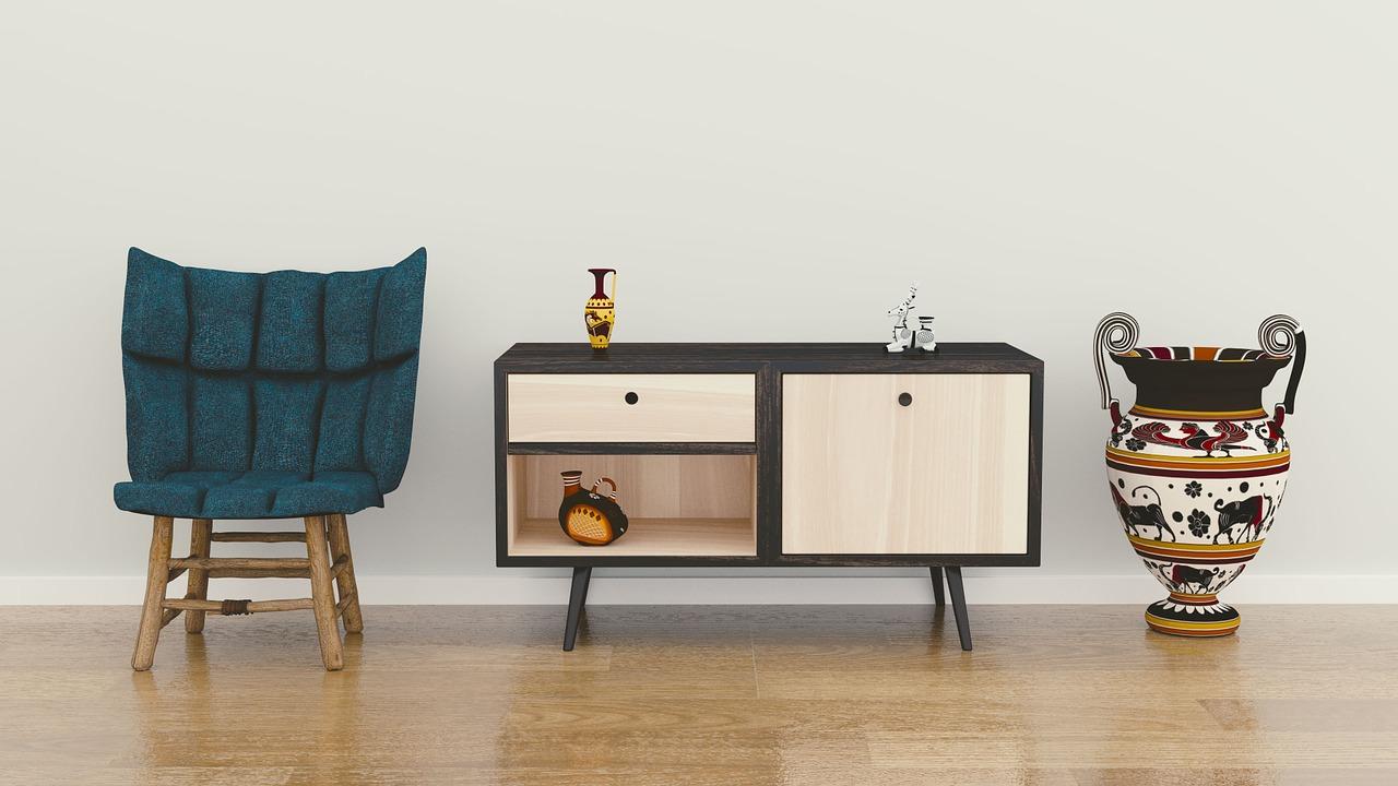 Déco : la tendance du meuble en bois