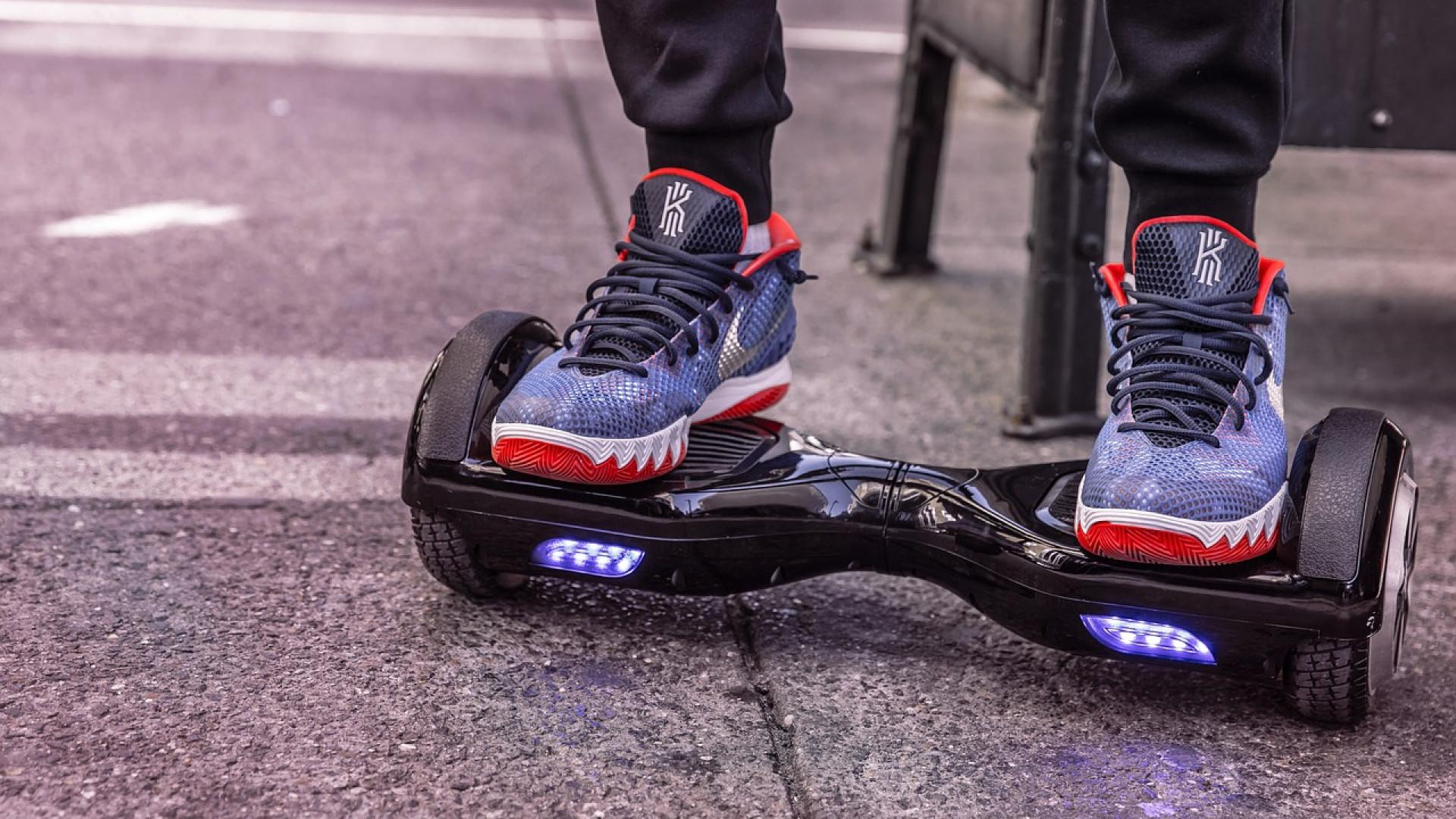 Miser sur un hoverboard de qualité pour être en sécurité