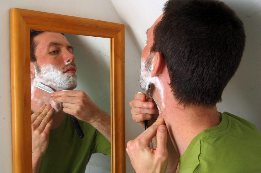 Découvrez la salle de bain idéale pour un barbu