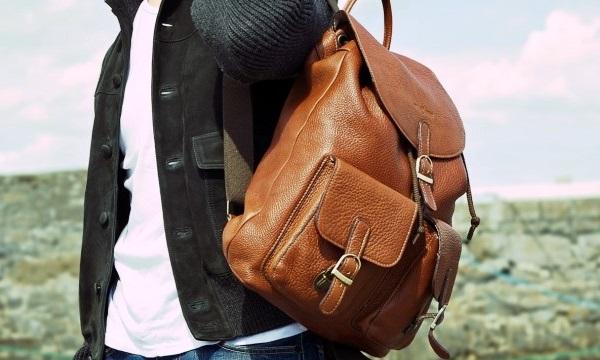 choisir sac a dos tendance homme cuir