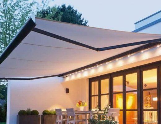 Un store banne pour sa terrasse : quels sont les avantages ?