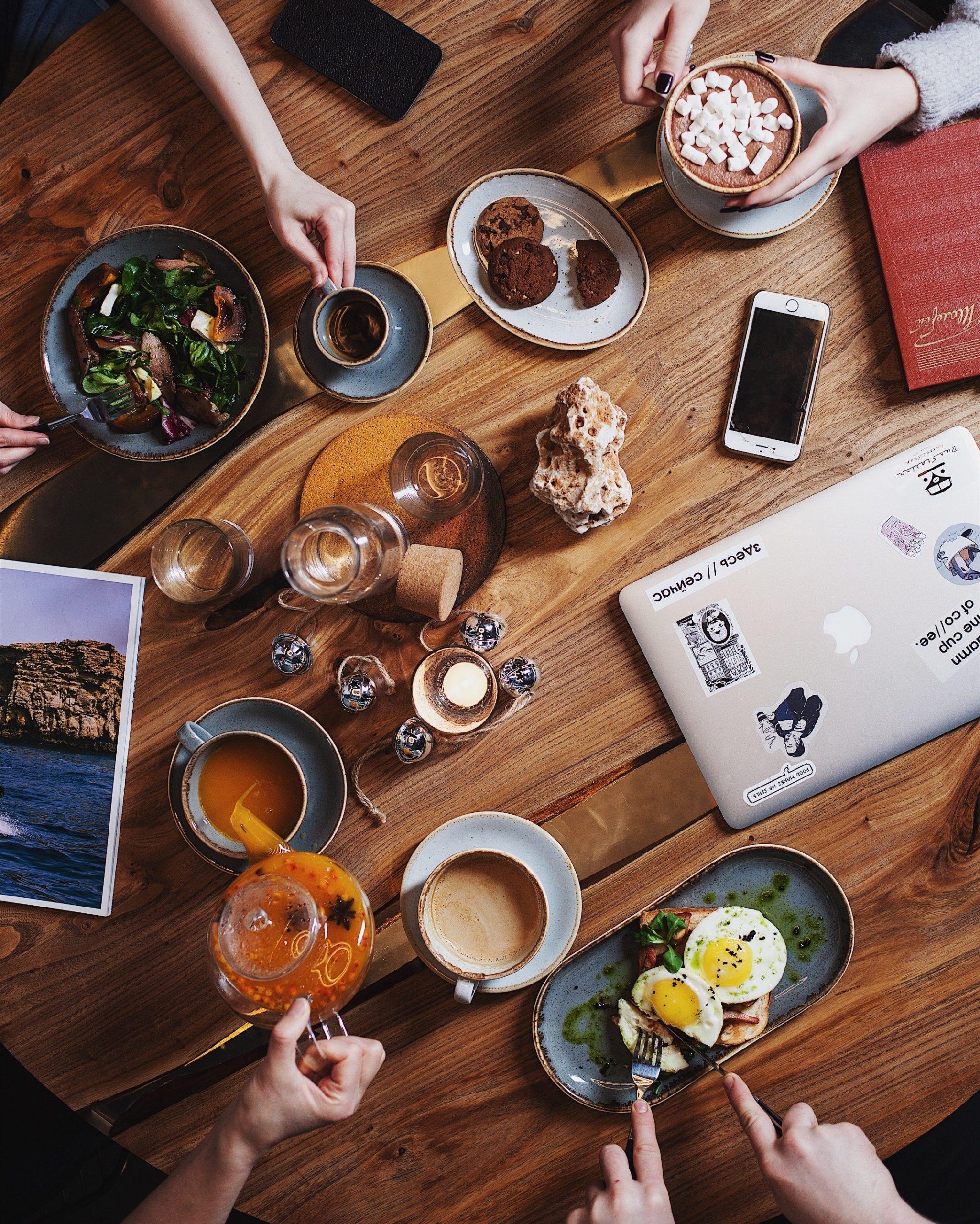 Comment organiser un repas d'entreprise?