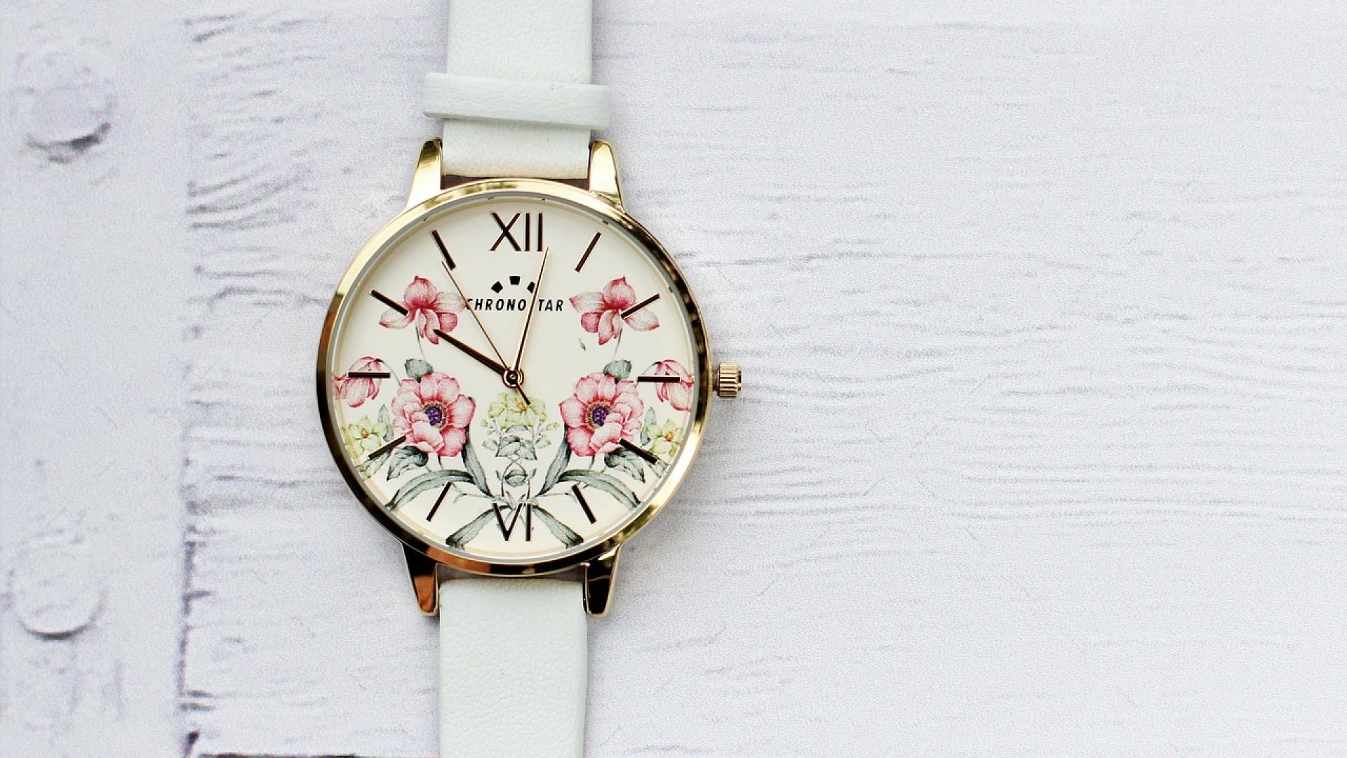 Les montres stylées, le nouvel apanage des jeunes dames