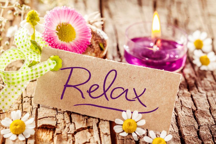 Conseils de relaxation à l'approche des règles