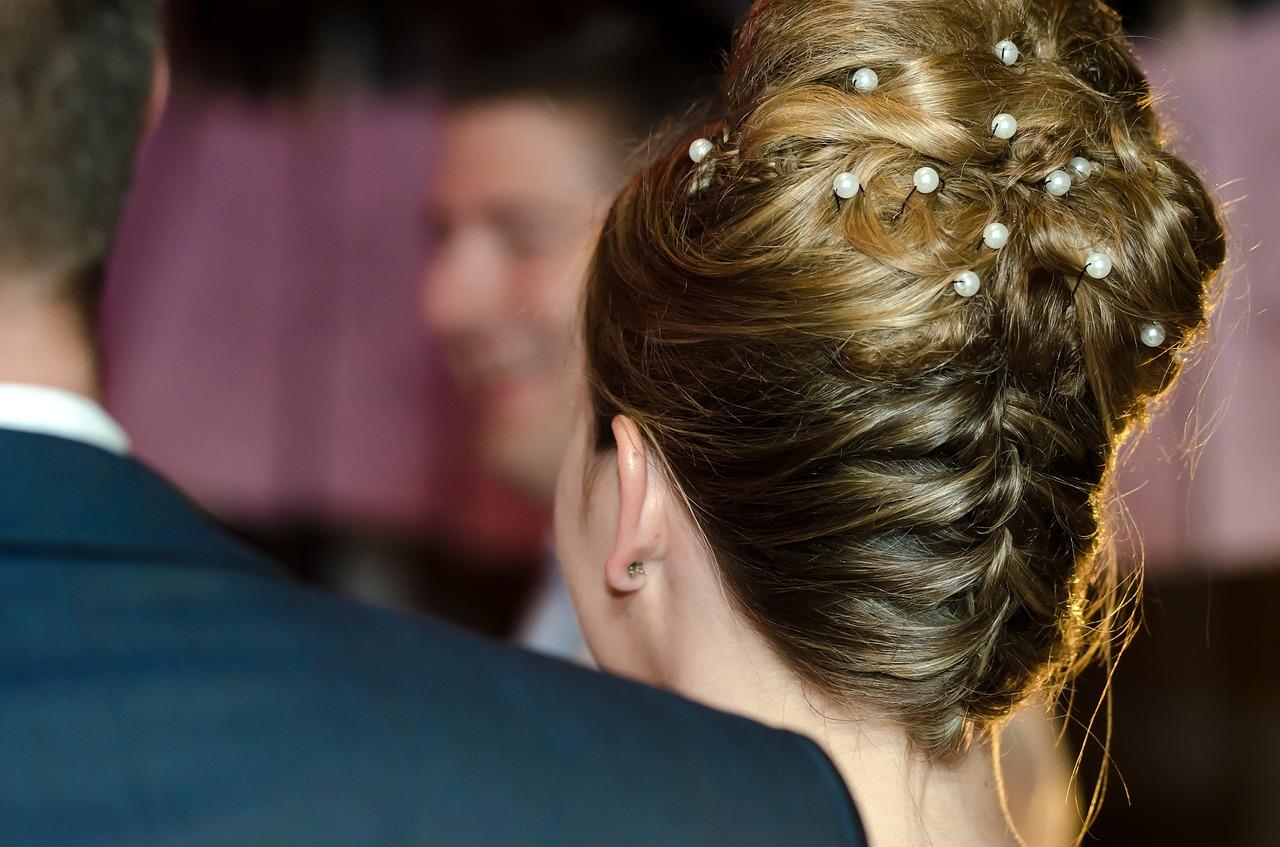 Bijou et accessoire de coiffure de mariage