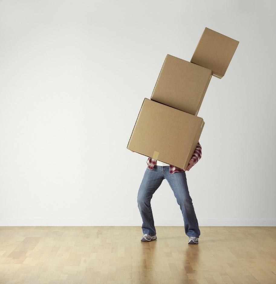 Astuces pour déménager un meuble lourd