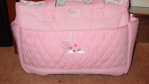 Le sac à langer : votre meilleur allié pour vous déplacer avec bébé.