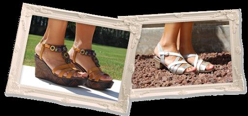 chaussures pour protéger ses pieds durant le printemps 2020