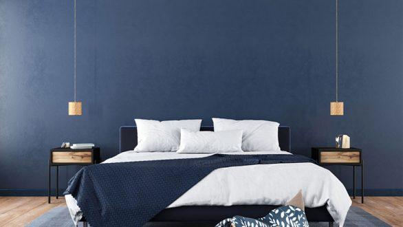 Quelles couleurs choisir pour une chambre à coucher ?
