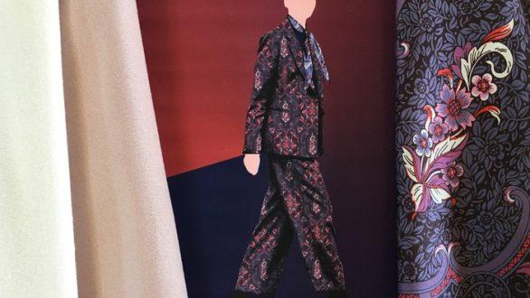 Les tissus pour costumes : un mélange d'innovation et de tradition